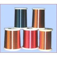 Enamelled wire