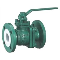 F46  Lined Valve