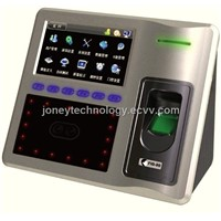 Facial Fingerprint & RFID T&A and Access Control Identification Terminal