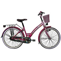 "Fashion 24"" city bike for lady"