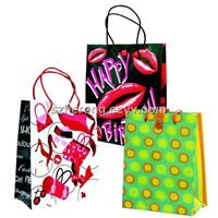 Fashion Design Promotional Recordable Music Gift Bag