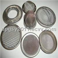 Filters Wire Mesh for oil/liquid/water/fuel filters discs