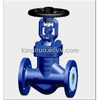 Forged Steel Bellow Sealed Globe Valve (WJ41H-16C)