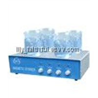 Four Rows Magnetic Stirrer