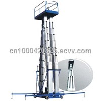 Four-mast Aluminium alloy lifting platform