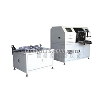 Full-auto Spiral Centre Tube Making Machine