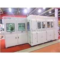 Full-automatic Plastic Thermoforming & Stacking Machine (TQCD-650)