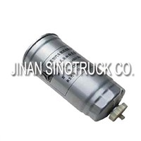 Howo truck filter parts
