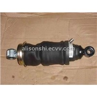 HOWO rear overhang  shock absorber assembly