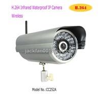 H.264 Infrared Outdoor IP Camera