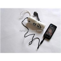 Hand-Winding Charge Flashlight Radio LT-2002