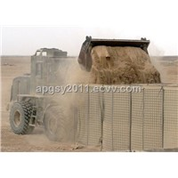Hesco Barrier/Hesco Bastion/Gabion Basket/Stone Box/Gabion Wall