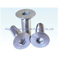 Hexagon socket coutersunk head screws,DIN7991,ISO10642