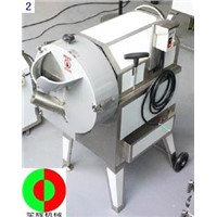 High-efficiency automatic corm and root vegetable slicer SH-100