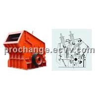 High efficiency crushing equipment PF-1007 Impact Crusher