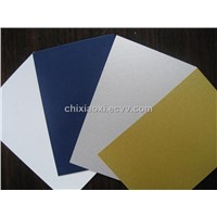 High gloss PVC film Lamination metal sheet for home appliance