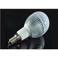 High power Aluminum Brightest mr16 Led Bulb 3*1W/270lm