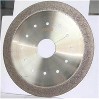 High precision CBN cutting disc