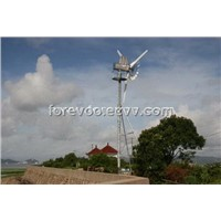 Horizontal axis wind turbine 20kW