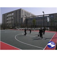 Hot Sell High Quality Basketball Flooring Tiles