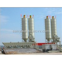 HZS Series Concrete Batching Plant / Concrete Mixing Plant