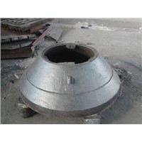 ISO Certificated Cone Crusher Parts Cone Concave