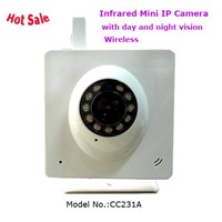 Infared Mini Network Camera