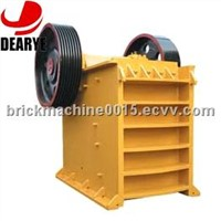 Jaw Crusher Aerated Concrete Production Equipment Brickmachine Equipment