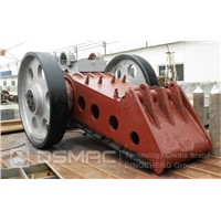 Jaw Crusher Parts Jaw Plates