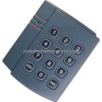 Keypad rfid access controller for 125khz or 13.56mhz optional