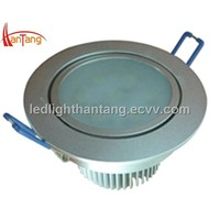 LED Ceiling Light, 7W,Frosted cover