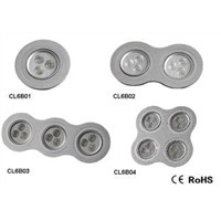 LED Ceiling Light  Type B Round Ceiling Light ATF-CL6A01