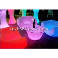 LED furniture / Bar chair -06
