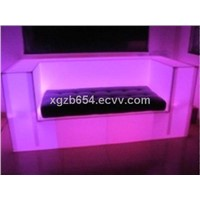LED furniture / Bar sofa
