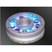LED underwater fountain light