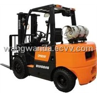 Lpg & Gasoline Powered Forklift Truck - 3.5tons Forklift