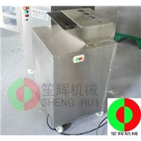 Large-scale vertical  meat cutter
