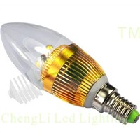 LED Candle Bulb (SE14-3WP)