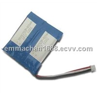Li-polymer Battery Pack for Electronic Toys, with 7.4 Nominal Voltage and 800mAh Nominal Capacity