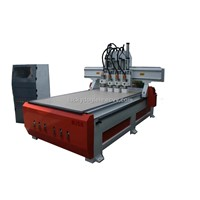 M25S Four Heads Auto Tool Changing Machine