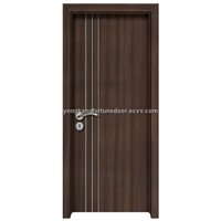 MDF wooden interior door