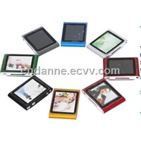 MP4 players With Touch Screen