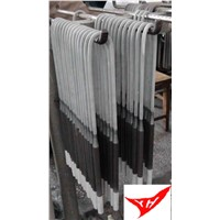Molybdenum Disilicide heater with super quality for industrial furnace