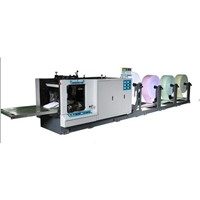 Multilayer Punching and Folding Machine
