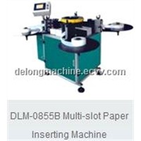 Multislo Insulating Machine DLM-0855B