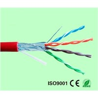 Network Cable UTP/FTP/SFTP Cat5e Cat6 Cat3