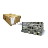 New Sealed Cisco Catalyst WS-C2960-24TC-L 24 Port Fast Ethernet Switch