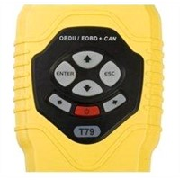 Newest Multilingual OBD2 & EOBD vehicle auto error code reader-T79