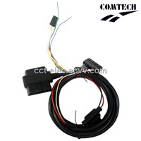 OBDII M +F TO FLUE CABLE