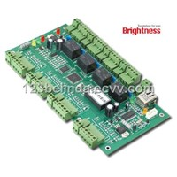 OEM TCP/IP Access Control Board with Free Attendance Online Checking, Without Power Supply